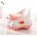 Babyhood - детский горшок Изобретатель, белый с розовым (BH-112WP)