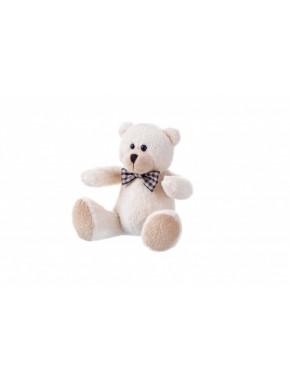 Мягкая игрушка Same Toy Ведмедик білий, 13 см (THT673)