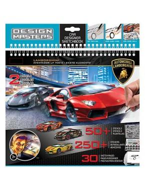 Альбом для творчества Lamborghini Aventador LP 700-4 & Sesto Elemento Design Masters