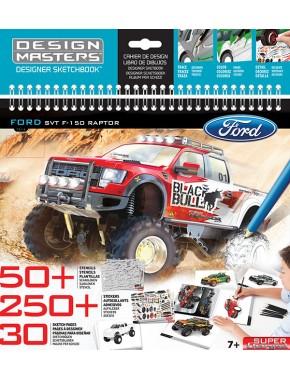 Альбом для творчества Ford F150 Design Masters