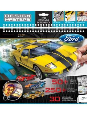 Альбом для творчества Ford GT Design Masters