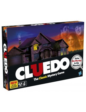 Настольная игра Клуэдо Hasbro (38712121)